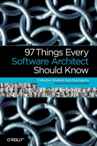 97-things-every-software-architect-should-know